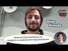 Sprachheld - Lerne Sprachen - Werde Sprachheld! (mit Gabriel Gelman) Adjective Words, Languages Online, Interview, Held, Communication, Education, Learning, Gabriel, Videos