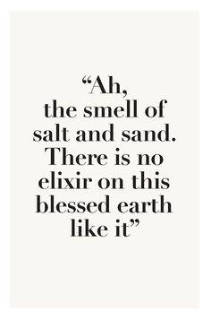 salt and sand