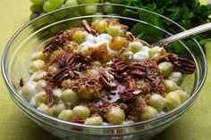 Grape salad recipe (Photo: Fred R. Conrad/The New York Times)