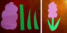 Cutting Color Paper to Make a Hyacinth! March Equinox, Vernal Equinox, Fun Arts And Crafts, New Year Holidays, Craft Activities, Persian, School Ideas, Cool Art, Education