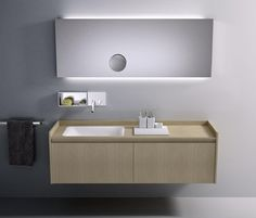Astounding Floating Modern Bathroom Cabinets Vanities Ideas