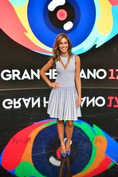 Lara Álvarez - Gran Hermano 17 - © Mediaset