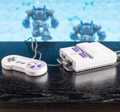 Nintendo's Super NES Classic Edition is a miniature SNES filled with 21 fantastic games from the 16-bit era, and is a must-have for any fan of classic console gaming.