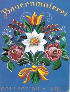 Bauernmalerei Collection Vol. 1 - Pipka Ulvilden - OOP