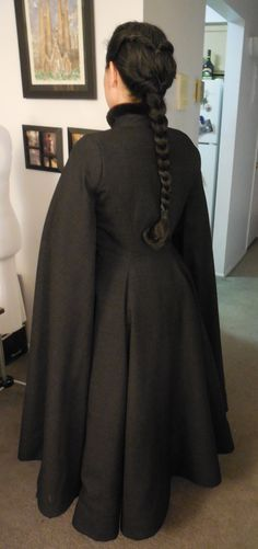 Sansa Stark Game of Thrones Cosplay Alayne Stone Dark!Sansa