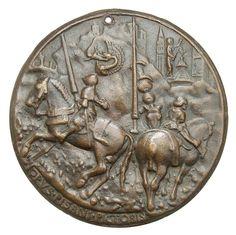Pisanello - Medaglia di Filippo Maria Visconti