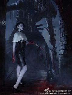 Awesome Digital Art By Clint Cearley Evil Stuff Vampire Pictures