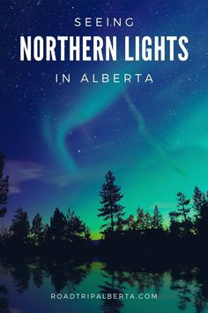 Everything you need to know to catch the Aurora Borealis in Alberta. Canadian Travel, Visit Canada, Aurora Borealis, Adventure Travel, Travel Guide, Cool Photos, Northern Lights, Northen Lights, Travel Guide Books