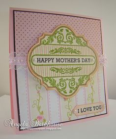 Snippets of Paper: JustRite Papercraft Celebrate Today Vintage Labels Four Clear Stamps