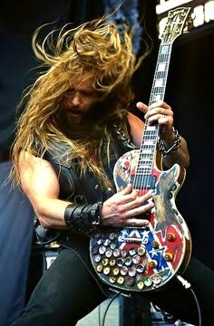 Heavy Metal Music, Heavy Metal Bands, Recital, Black Label Society, Best Guitar Players, Zakk Wylde, Heavy Rock, Live Rock, Rock Groups