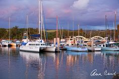 Haleiwa Boat Harbor-8750 by anncecilphotography, via Flickr