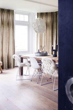 13 beste afbeeldingen van Gordijnen in de woonkamer - Roobol ...