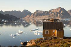 Kulusuk - East Greenland by Haukurrr, via Flickr