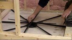 The Dix Systems tile shower base pan is designed to be installed on concrete or wood sub flooring. Our instructional videos on how to install shower pan ...