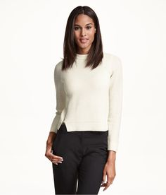 Textured Sweater | H&M US