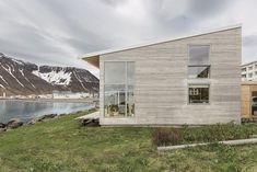 Prefabricated Wooden House by Gláma Kím Architects