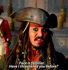 Captain Jack Sparrow - Pirates Of The Caribbean On Stranger Tides