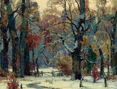 Winter Landscape, Landscape Art, Landscape Paintings, Landscapes, Winter Pastels, American Impressionism, Great Paintings, Tumblr, Love Art