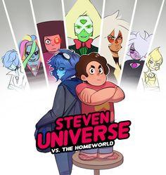 Steven Universe Vs The Homeworld