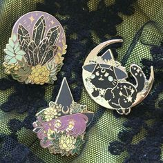 51a969a8914 21 Best Japanese Enamel Pins images in 2018 | Pin, patches, Brooches ...