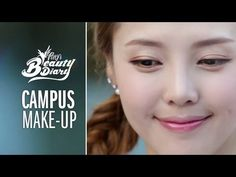 ▶ Pony's Beauty Diary - 'Back to school special 2' daily school makeup '개강 특집2' 데일리메이크업 - YouTube