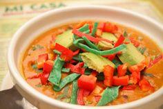 Creamy Chicken Enchilada Soup from Mi Casa Mexican Restaurant & Bar- Costa Mesa, CA