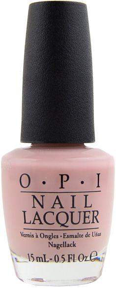 OPI Put It In Neutral, Free Shipping at Nail Polish Canada