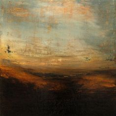 Abstract Painting by Ken Browne
