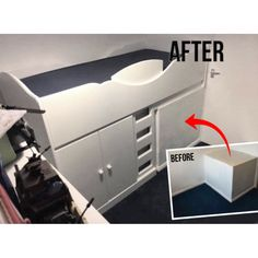 build a bed over stair box - Google Search