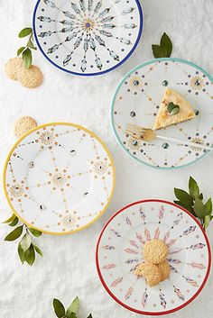Formoria Dessert Plate at anthropologie