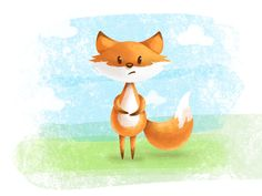 Mr. Fox on Behance