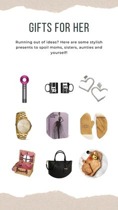 Whether you wanna splurge or you're on a budget here are some stylish, affordable presents to please everyone that matters in your life and also for yourself. Plus, shopping tips for Black Friday, holiday sales to shop smart, efficient, to get best deals and receive your coveted items before Christmas. #giftideas #giftguide #giftideasforher #christmasgifts #christmasgiftideas #giftsformom #giftsforwomen