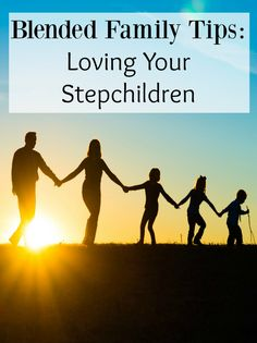 how to connect with stepchildren