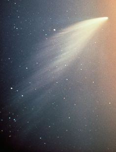 """The West Comet - Comet West whose official names are C/1975 V1, 1976 VI, and 1975n, was a comet which, according to some experts, should be considered in the category of """"great Comet"""" and has been discovered in photographs taken by Richard Martin West on August 10, 1975, but reached its most brilliant moment in March 1976. During its time of maximum segments, observers reported that it was bright enough to carry out studies on the full light of day."""
