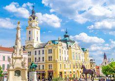 Pécs, City Center by Amin Rafizade on 500px