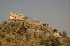 Kumbhalgarh – The Great Wall of India. Situated in the state of Rajasthan in the west of India, work was begun by the local Maharana, Rana Kumbha in that year.