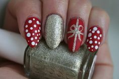 The present nail though. <3