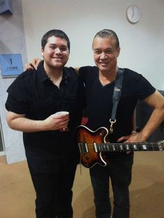 EVH and Wolfie