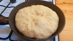 Rețetă de pâine de casă, fără cuptor Nu mai cumpăr pâine, este incredibi...
