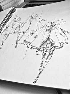 fashion sketches, portfolios