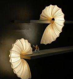 An interesting light design.