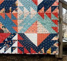 Janome Artisan @ladeedah made a beautiful Diamond Weave Quilt using her MC15000…