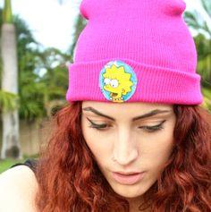 The Lisa Beanie 90s Pop Grunge Hat