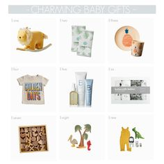 Adie and Aden: Charming Baby Gift Ideas
