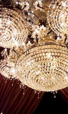 #rsvp #holiday #chandelier #inspiration #sparkle