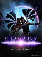Steampunk - Techno-Space by Kachinadoll