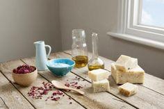 stilllife of soap-making. - Betsie Van der Meer / Getty Images