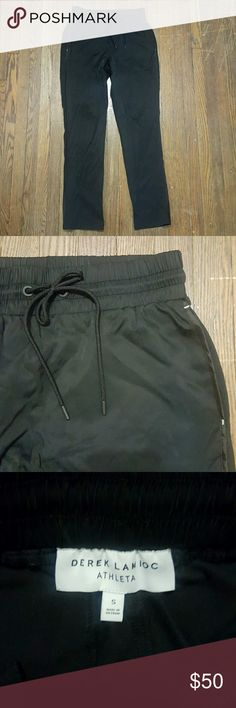 Derek Lamb IOC Athleta track pants Mixed media athletic pants, Derek Lamb for Athleta, worn once Derek Lam for Athleta  Pants Track Pants & Joggers