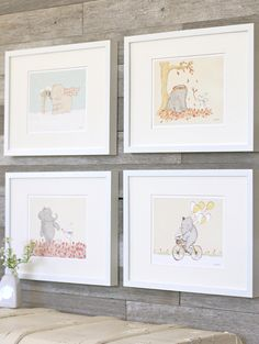 IN LOVE with these darling prints by Sarah Jane