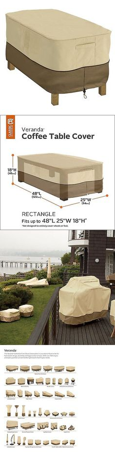 Outdoor Furniture Covers 177031: Love Seat Bench Cover Outdoor Patio  Furniture Sofa Protection Weather Wrap Taupe  U003e BUY IT NOW ONLY: $38.68 On  EBau2026 Part 89